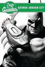 Batman: Arkham City Strategy Guide and Game Walkthrough - Cheats, Tips,...