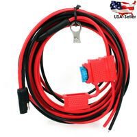 2-Way Radio DC Power Car Cable Mobile HKN4137A for Motorola GM-300/388 3188 3688