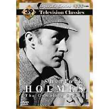 SHERLOCK HOLMES THE COMPLETE SERIES 39 EPISODES 3 DISCS(DVD)