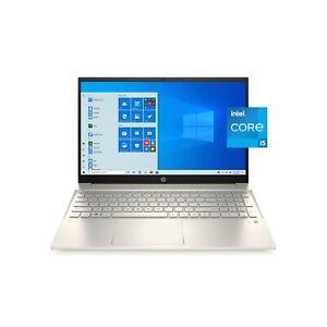 "HP Pavilion 15.6"" Touchscreen Laptop Intel i5 11th Gen 8GB 512GB SSD 15-eg0050wm"