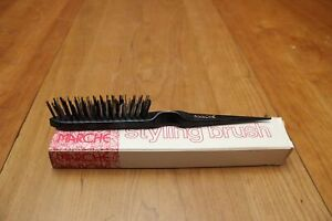 Vintage Spornette Marche Brush for Styling and Teasing with Box New Old Stock