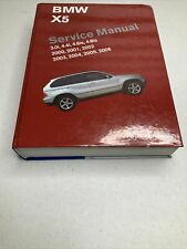 BMW X5 (E53) Service Manual 2000, 2001, 2002, 2003, 2004, 2005 2006 : 3. 0i, 4.