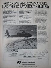 MILITARY AIR PLANE DRONE JET USAF MQ1 PREDATOR HELLFIRE MISSILE POSTER BB960A