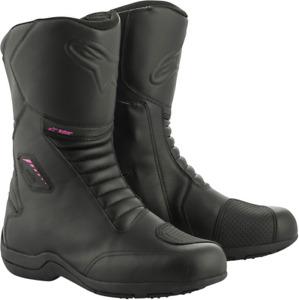 Alpinestars Stella Andes V2 Drystar Touring Boots Black/Pink 39