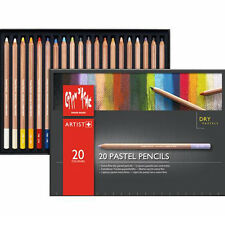Caran D'ache Pastel Pencils - Set of 20