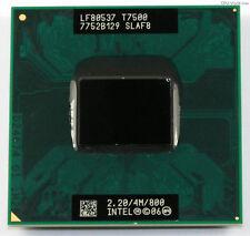 Cpu Processore Intel Core Duo 2 T7500 2.20/4M/800 SLAF8 per ASUS PRO31S series