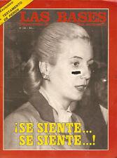EVA PERON - ISABEL PERON Mag Argentina 1974