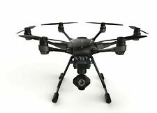 YUNEEC Typhoon H Hexacopter with GCO3+ 4K Camera + Backpack + RealSense Module