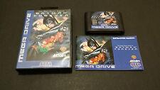 Batman Forever (Sega Megadrive) versión europea PAL