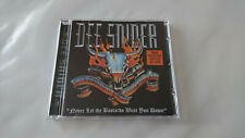 Dee Snider / Never Let The Bastards Wear You Down CD