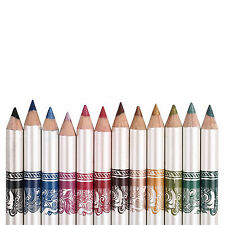 12 PCS/Set Colorized Eyeliner Pencil Set Eyeshadow Lip Liner Waterproof Makeup