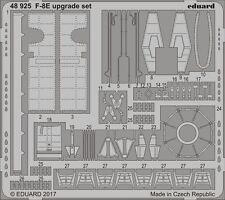 Eduard 1/48 Vought F-8E Crusader Upgrade Set # 48925