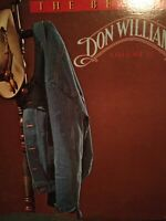 Vintage Don Williams: The Best of Don WIlliams, Volume 2 - LP Vinyl Record Album