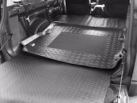 3pc boot liner tray dog load mat tailgate protector Land Rover Discovery 3