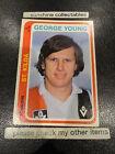 1979 SCANLENS VFL CARD NO.18 GEORGE YOUNG ST KILDA GOOD