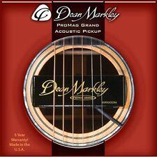 Dean Markley Dm3016 ProMag Grand XM Acoustic Guitar Soundhole Pickup