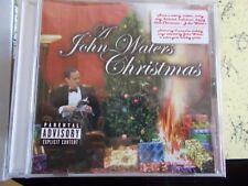TINY TIM/CHIPMUNKS/COCTAILS etc - A JOHN WATERS CHRISTMAS - 2004 NEW LINE USA CD
