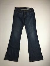 LEVI'S Slight Curve Bootcut Jeans - W28 L32 - Dark Navy Wash - Great Condition