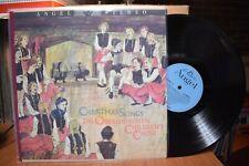 Obernkirchen Children's Choir Christmas Songs LP Angel S35914 Stereo