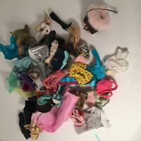 💜 VINTAGE 1990'S MATTEL BARBIE ACCESSORIES EXTRAS AND CLOTHING REPLACEMENT LOT