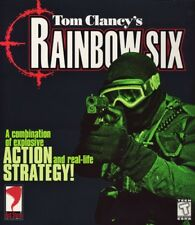 Tom Clancy's Rainbow Six *NEW & SEALED* PC