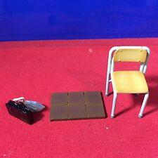 Megahouse Dollhouse Miniature Study Chair and Bag 2002