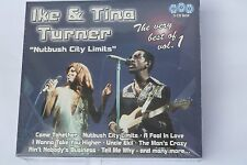 CD NEUF scellé - IKE & TINA TURNER - NUTBUSH CITY LIMITS/ Digipack 3 albums -B4