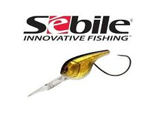 Sebile D&S Crank (OG) Deep Diver Fishing Crankbait Lure 70mm 25.5g - Floating