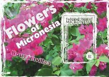 Micronesia - 2007 Flowers of micronesia  Stamp souvenir sheet - MNH