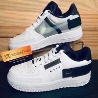 Nike Air Force 1 Type AF1 Men's Shoes Size 6 / 6Y White Volt Leather AF1 NEW