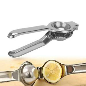 Lemon Squeezer Stainless Steel Lime Squeezers Metal Manual Orange Juicer Press