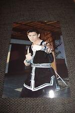 """Don """"The Dragon"""" wilson signed autógrafo en 20x30 cm imagen inperson Look"""