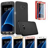 Coque Intégrale Hybride pour Samsung Galaxy S7