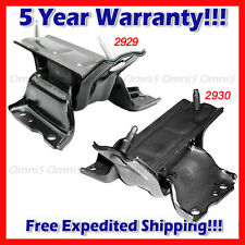 L942 Front L & R Motor Mount 2pc for 97-14 Ford E150 E250 E350 E450 4.6L 5.4L