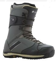 $370 K2 Ender Men Snowboard Boots Sz 8.5-26.5 or  11-29 NIB Graphite Gray