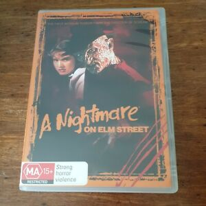 A Nightmare on Elm Street DVD R4 Like New! FREE POST