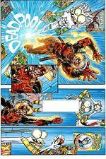 DEADPOOL #11 KOBLISH SECRET COMIC VARIANT Marvel VF/NM Comic - Vault 35