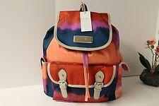 NWT JESSICA SIMPSON Backpack Handbag Purse Watercolor NWT