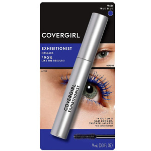 Covergirl Exhibitionist Mascara - 940 True Blue
