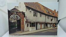 Vintage Postcard York Goodramgate New Vgc