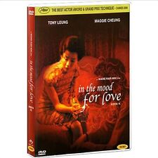 In the Mood for Love (2000) DVD - Tony Leung (NEW) / NO CASE (Only Cover & Disc)