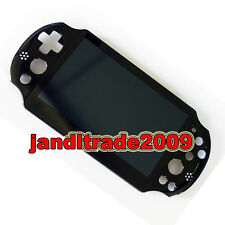 Original Front LCD Screen Display Touch Digitizer for PS Vita 2000 2001 Black