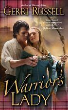 Warrior's Lady (Stones of Destiny, Book 3)