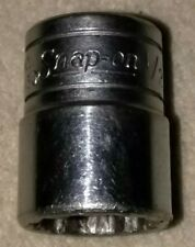 "Snap-on Tools 1/2"" Socket 1/2"" drive F161 12 point"