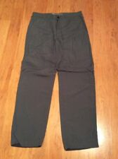 REI Mens Hiking Camping Pants Dark Gray Size 32 a0d1319e2fd9