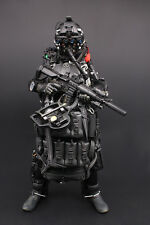 "1/6 Scale US NAVY Seal Halo UDT Jumper Paratroopers Frog People Model 12"" Figure"