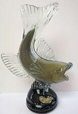 MURANO  FLAVIO POLI FOR SEGUSO VETRE D' ARTE MURANO FISH Barbini?