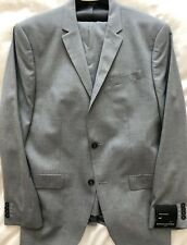 Banana Republic 2 Button Suit - Light Gray - 44R - New with Tags