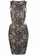 Topshop Lace Stretch, Bodycon Dresses for Women