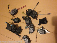 04 BMW 745I HEATER A/C AIR FLAP ACTUATORS MOTORS SET ALL 11